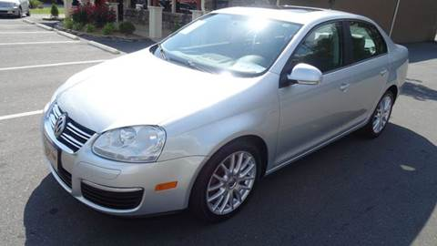 2008 Volkswagen Jetta for sale at Driven Pre-Owned in Lenoir NC