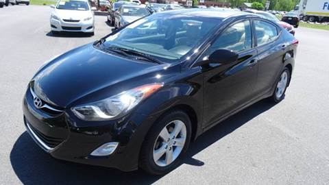 2013 Hyundai Elantra for sale at Driven Pre-Owned in Lenoir NC