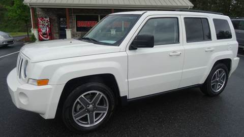 2010 Jeep Patriot for sale at Driven Pre-Owned in Lenoir NC