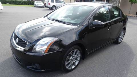 2010 Nissan Sentra for sale at Driven Pre-Owned in Lenoir NC