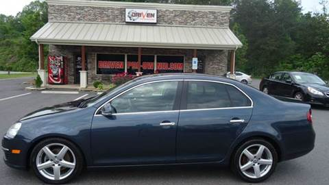 2010 Volkswagen Jetta for sale at Driven Pre-Owned in Lenoir NC