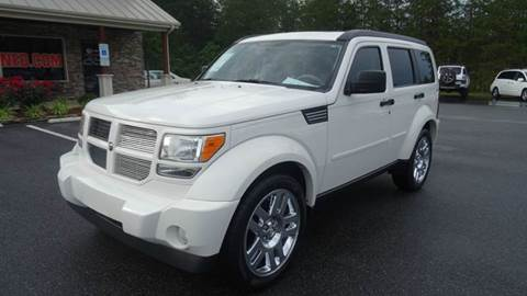 2010 Dodge Nitro for sale at Driven Pre-Owned in Lenoir NC