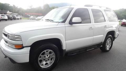 2005 Chevrolet Tahoe for sale at Driven Pre-Owned in Lenoir NC