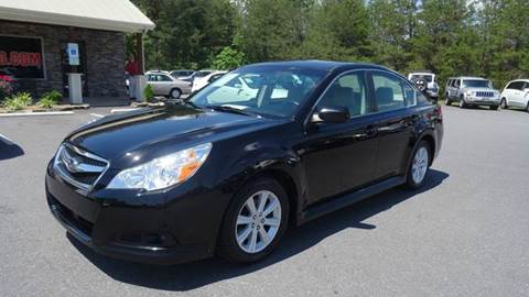 2010 Subaru Legacy for sale at Driven Pre-Owned in Lenoir NC