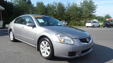 2007 Nissan Maxima for sale at Driven Pre-Owned in Lenoir NC