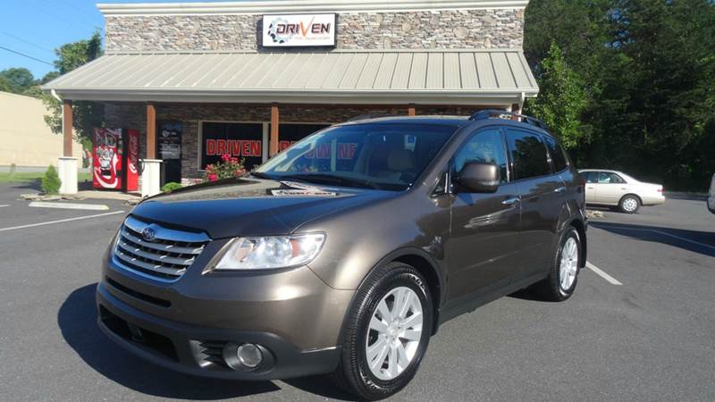 2008 Subaru Tribeca for sale at Driven Pre-Owned in Lenoir NC