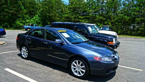 2005 Acura TSX for sale at Driven Pre-Owned in Lenoir NC