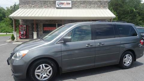 2007 Honda Odyssey for sale at Driven Pre-Owned in Lenoir NC