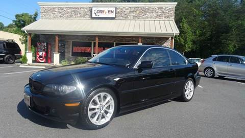 2005 BMW 3 Series for sale at Driven Pre-Owned in Lenoir NC