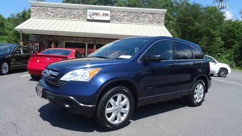 2007 Honda CR-V for sale at Driven Pre-Owned in Lenoir NC