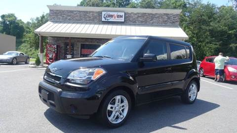 2011 Kia Soul for sale at Driven Pre-Owned in Lenoir NC