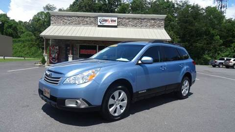2010 Subaru Outback for sale at Driven Pre-Owned in Lenoir NC