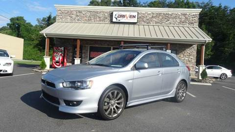2010 Mitsubishi Lancer Sportback for sale at Driven Pre-Owned in Lenoir NC