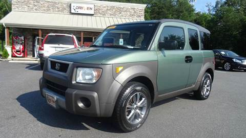 2004 Honda Element for sale at Driven Pre-Owned in Lenoir NC