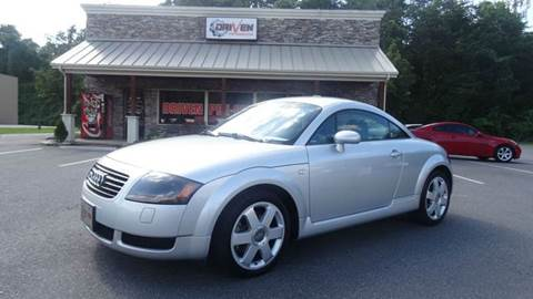 2000 Audi TT for sale at Driven Pre-Owned in Lenoir NC