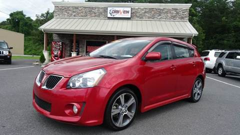 2009 Pontiac Vibe for sale at Driven Pre-Owned in Lenoir NC