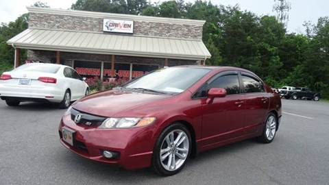 2008 Honda Civic for sale at Driven Pre-Owned in Lenoir NC