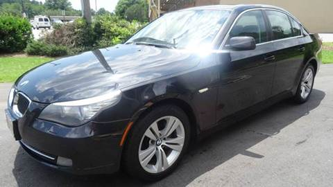 2010 BMW 5 Series for sale at Driven Pre-Owned in Lenoir NC