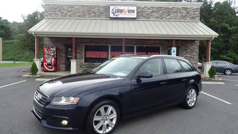 2011 Audi A4 for sale at Driven Pre-Owned in Lenoir NC