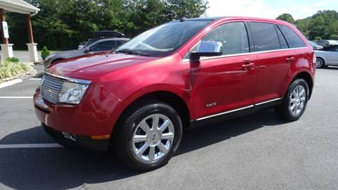 2007 Lincoln MKX for sale at Driven Pre-Owned in Lenoir NC