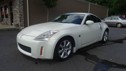 2005 Nissan 350Z for sale at Driven Pre-Owned in Lenoir NC