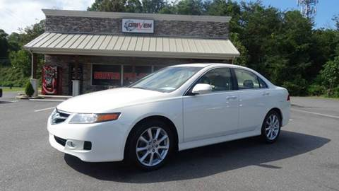 2006 Acura TSX for sale at Driven Pre-Owned in Lenoir NC