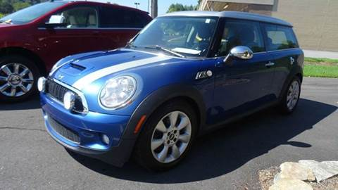2008 MINI Cooper Clubman for sale at Driven Pre-Owned in Lenoir NC