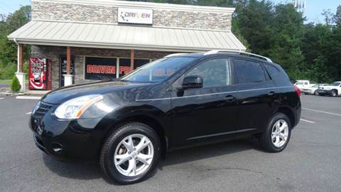2008 Nissan Rogue for sale at Driven Pre-Owned in Lenoir NC