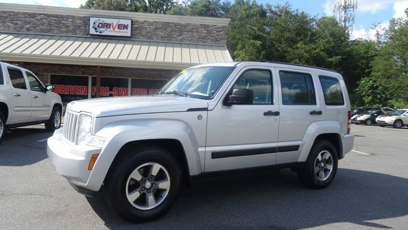 2008 Jeep Liberty for sale at Driven Pre-Owned in Lenoir NC