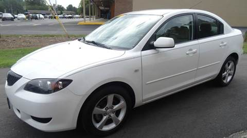 2006 Mazda MAZDA3 for sale at Driven Pre-Owned in Lenoir NC