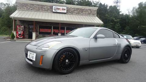 2004 Nissan 350Z for sale at Driven Pre-Owned in Lenoir NC