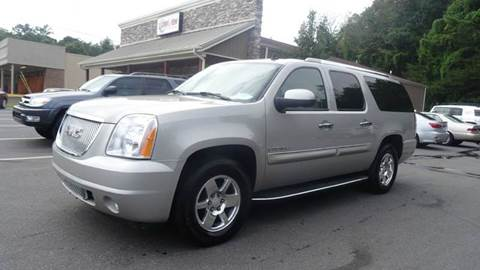 2007 GMC Yukon XL for sale at Driven Pre-Owned in Lenoir NC