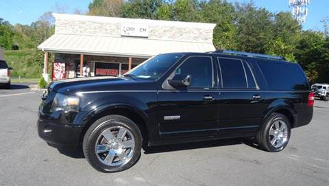 2008 Ford Expedition EL for sale at Driven Pre-Owned in Lenoir NC