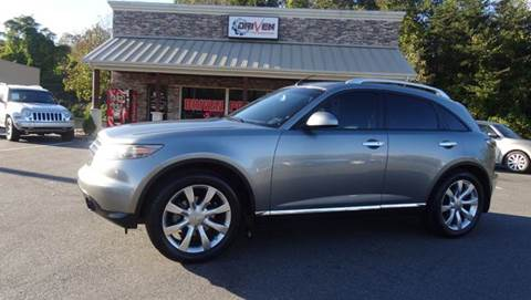 2006 Infiniti FX35 for sale at Driven Pre-Owned in Lenoir NC