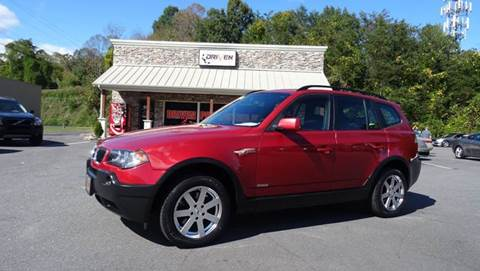 2005 BMW X3 for sale at Driven Pre-Owned in Lenoir NC