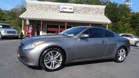 2008 Infiniti G37 for sale at Driven Pre-Owned in Lenoir NC