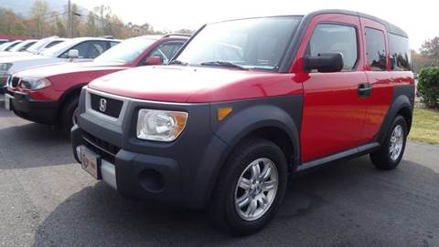 2006 Honda Element for sale at Driven Pre-Owned in Lenoir NC