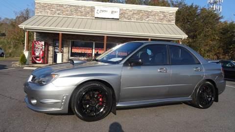 2007 Subaru Impreza for sale at Driven Pre-Owned in Lenoir NC
