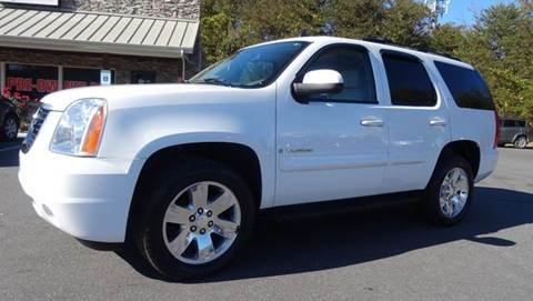 2008 GMC Yukon for sale at Driven Pre-Owned in Lenoir NC