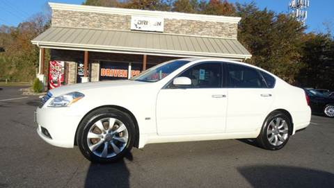 2006 Infiniti M35 for sale at Driven Pre-Owned in Lenoir NC