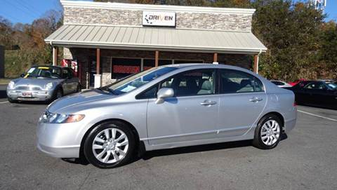 2006 Honda Civic for sale at Driven Pre-Owned in Lenoir NC