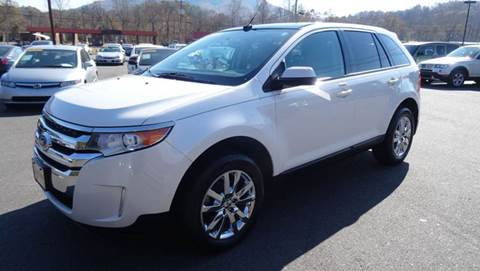 2013 Ford Edge for sale at Driven Pre-Owned in Lenoir NC