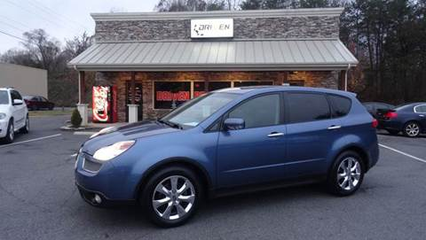 2007 Subaru B9 Tribeca for sale at Driven Pre-Owned in Lenoir NC
