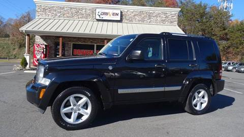 2011 Jeep Liberty for sale at Driven Pre-Owned in Lenoir NC