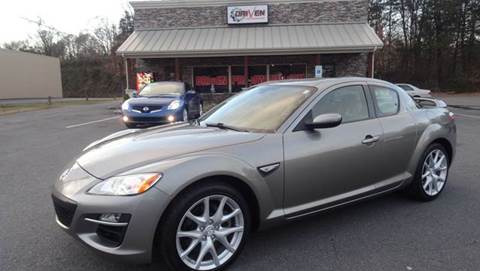 2009 Mazda RX-8 for sale at Driven Pre-Owned in Lenoir NC