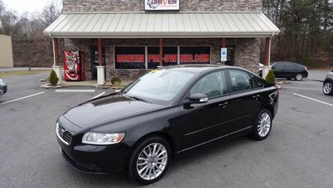 2008 Volvo S40 for sale at Driven Pre-Owned in Lenoir NC