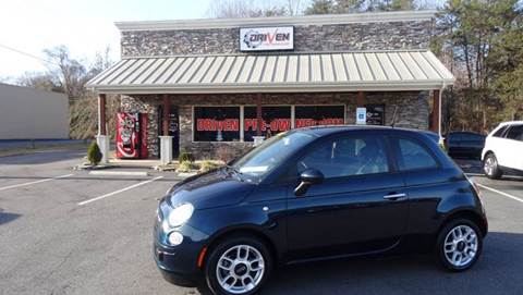 2013 FIAT 500 for sale at Driven Pre-Owned in Lenoir NC