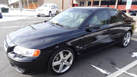 2005 Volvo S60 R for sale at Driven Pre-Owned in Lenoir NC
