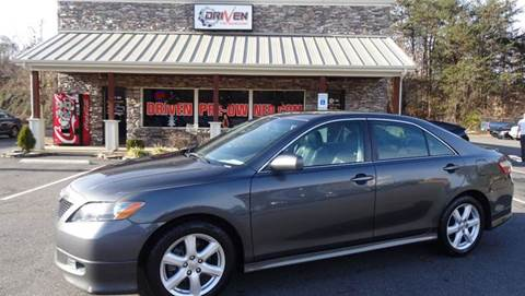 2007 Toyota Camry for sale at Driven Pre-Owned in Lenoir NC