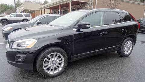 2010 Volvo XC60 for sale at Driven Pre-Owned in Lenoir NC